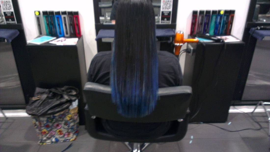 Tape Hair Extensions Removed Newcastle NSW